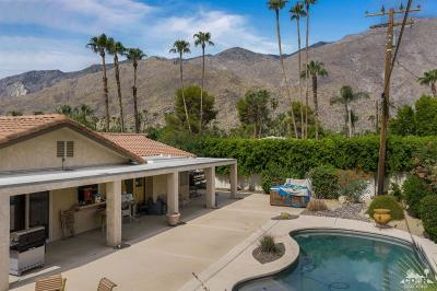 Palm Springs Single Family Home For Sale: 700 E Mesquite Avenue