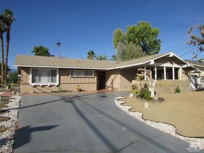 Palm Desert Single Family Home For Sale: 42815 Kansas Street