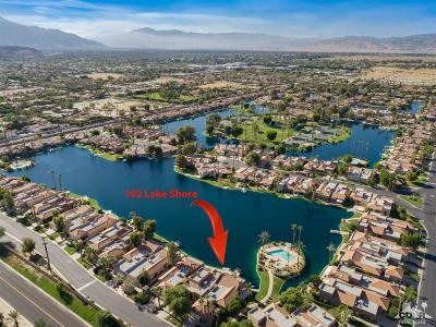 Rancho Mirage Condo/Townhouse For Sale: 102 Lake Shore Drive