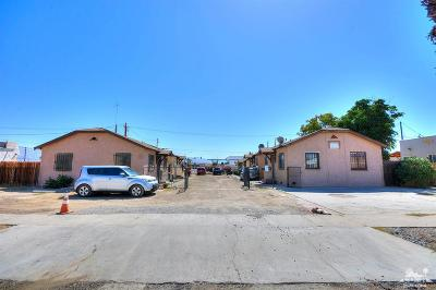 Indio Multi Family 5+ For Sale: 44710 King Street