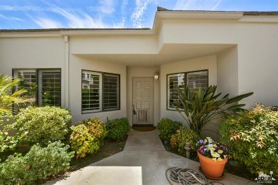 La Quinta Single Family Home For Sale: 80649 Oak Tree