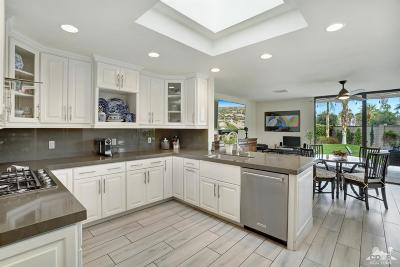 Rancho Mirage Single Family Home Contingent: 47 Colgate Drive