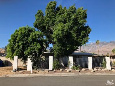Palm Springs Single Family Home For Sale: 963 S Paseo Caroleta