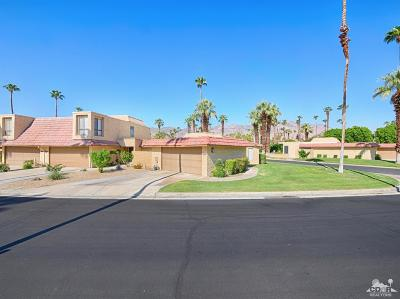 Cathedral City Condo/Townhouse For Sale: 68555 Paseo Real