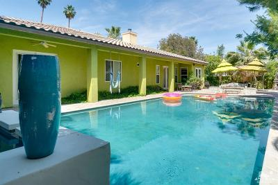 Rancho Mirage Single Family Home For Sale: 70131 Sun Valley Drive