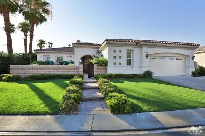 La Quinta Single Family Home For Sale: 44595 Via Terra Nova