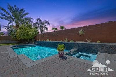 La Quinta Single Family Home Contingent: 79715 Amalfi Drive