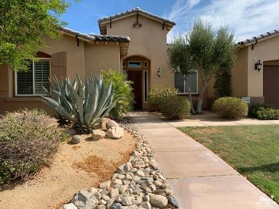 La Quinta Single Family Home For Sale: 81821 Via San Clemente