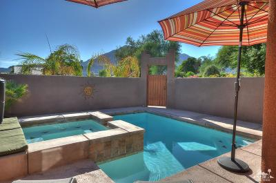 La Quinta Single Family Home Contingent: 52355 Eisenhower Drive