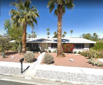 Palm Springs Single Family Home For Sale: 1220 N Riverside Drive