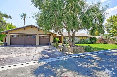 Palm Desert, Indian Wells, La Quinta Single Family Home For Sale: 75235 Purple Hills Road
