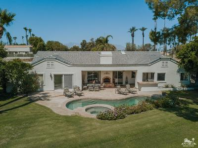 Palm Desert Single Family Home Contingent: 38330 Sweetwater Drive