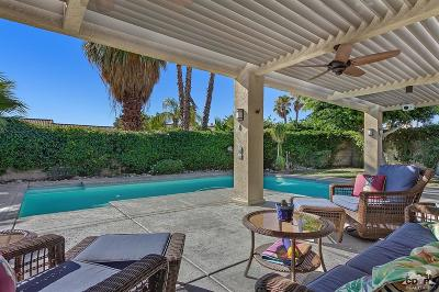 Cathedral City Single Family Home Contingent: 30796 Fatima Way