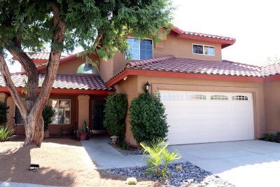 Palm Desert Single Family Home For Sale: 40580 Ventana Court