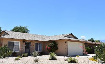Oasis Country Club Single Family Home Contingent: 76551 Faber Circle
