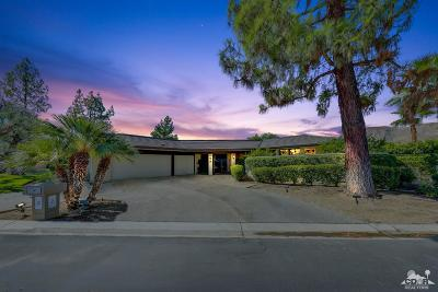 Rancho Mirage Single Family Home For Sale: 1 Stratford Court