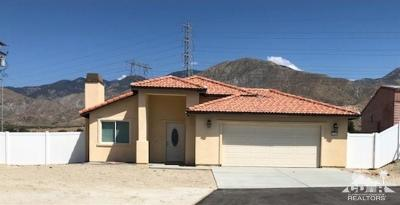 Indio Single Family Home For Sale: 46600 Padua Circle