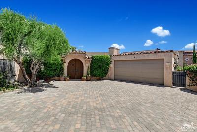 Rancho Mirage Single Family Home For Sale: 20 Via Condotti