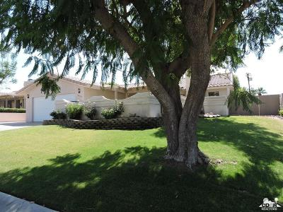 La Quinta Single Family Home For Sale: 46381 Roudel Lane