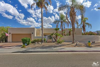 Palm Desert Single Family Home For Sale: 74025 Setting Sun Trail