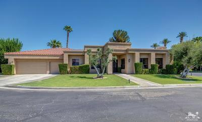 Rancho Mirage Single Family Home For Sale: 26 El Roble