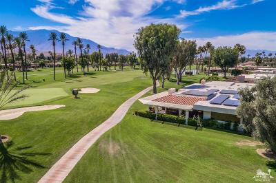 Rancho Mirage Single Family Home For Sale: 91 Columbia Dr. Drive