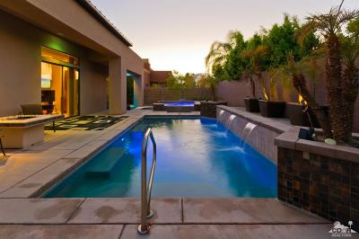 Palm Desert Single Family Home Contingent: 74116 Pele Place