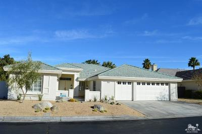 Palm Desert Single Family Home Contingent: 90 Hudson Court