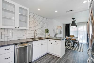 Palm Springs Condo/Townhouse For Sale: 6255 Niblick Road