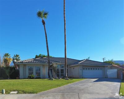 Palm Desert Single Family Home For Sale: 44475 Indian Canyon Lane