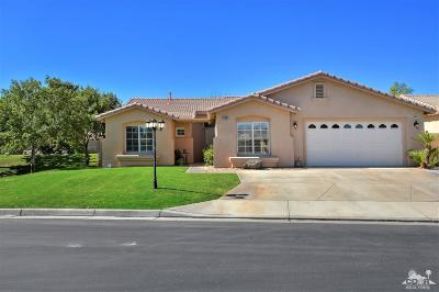 La Quinta Single Family Home For Sale: 79465 Avenida Las Palmas
