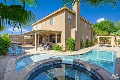 Indio Single Family Home For Sale: 37458 Blackburn Road