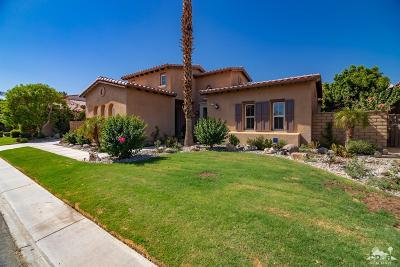 La Quinta Single Family Home For Sale: 81580 Rancho Santana Drive
