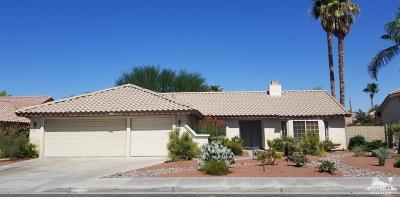 La Quinta Single Family Home Contingent: 44430 Blazing Star Trail