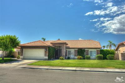 La Quinta Single Family Home For Sale: 78721 Siena Court