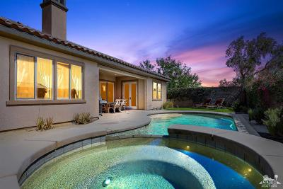 The Gallery Single Family Home For Sale: 73823 Rivera Court