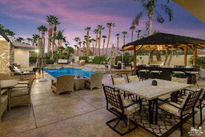 Palm Desert Single Family Home Contingent: 48244 Silver Spur Trail