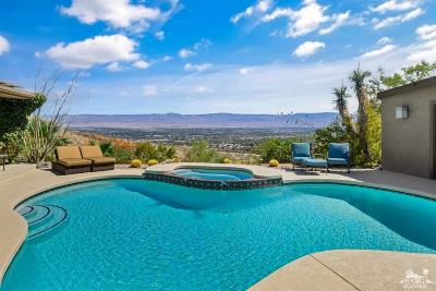 Palm Desert Single Family Home For Sale: 72240 Upper Way West