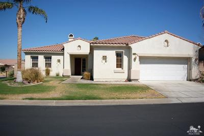 La Quinta Single Family Home For Sale: 44830 Via Mirabel