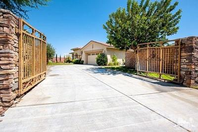 Rancho Mirage Single Family Home For Sale: 108 Via Tiberio