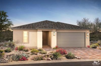 Indio Single Family Home For Sale: 50770 Harps Canyon (Lot 5043) Drive