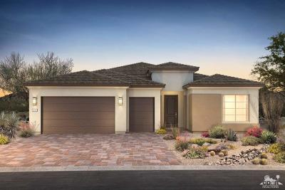 Indio Single Family Home For Sale: 50780 Harps Canyon (Lot 5044) Drive