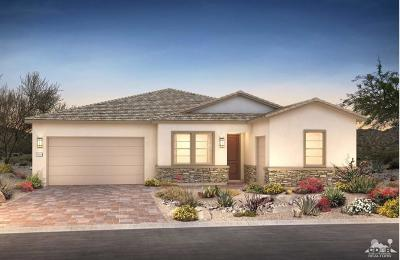 Indio Single Family Home For Sale: 50795 Harps Canyon (Lot 5050) Drive
