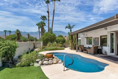 Rancho Mirage Single Family Home For Sale: 71 San Simeon Place