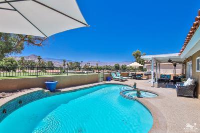 Palm Desert Single Family Home Contingent: 76855 California Street