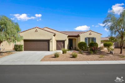 Indio Single Family Home Contingent: 39315 Calle Tonala