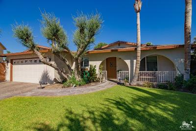 Indio Single Family Home For Sale: 81720 Arthurs Court