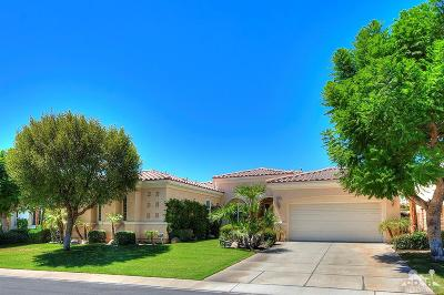 La Quinta Single Family Home For Sale: 44715 Via Rosa Trail