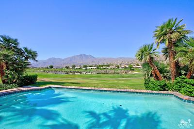 La Quinta Single Family Home For Sale: 55405 Pebble Beach