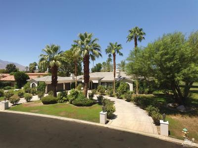Rancho Mirage Single Family Home For Sale: 71250 N Thunderbird Terrace